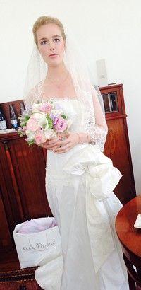 Brautstyling, bridal make up