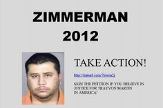 Justice for Trayvon Martin! Sign the Petition!