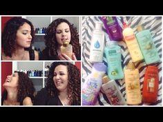 Produtos No e Low Poo: Co-wash | Mari Morena - YouTube