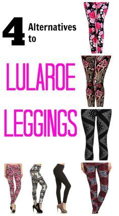 80b7e385c3f3c Alternatives to Lularoe Leggings Lularoe Leggins, Dance Gifts, Leggings  Fashion, Cheap Clothes,