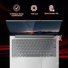 Lenovo ThinkBook 13s 20V9A05JIH Price in India ( Core i5-1135G7 / 16GB / 1TB SSD ) 6