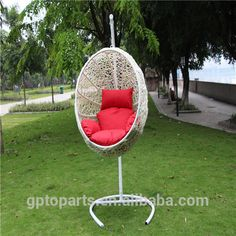 Out Of Stock - Garden Rattan Furniture Rattan Furniture, Garden Furniture, Nest Swing, Patio Swing, Indoor Outdoor Furniture, Swinging Chair, Canopy, Wicker, Beige