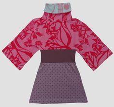 www.lambpoodle.com vestido kioto by Primera Huella for Fashionable and Ethical children.