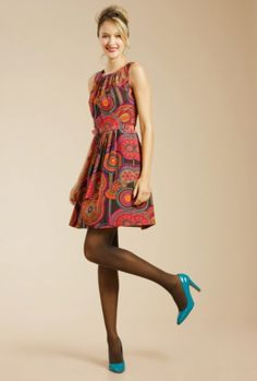 Trina Turk | Millicent 2 Dressn and for sure the shoes....