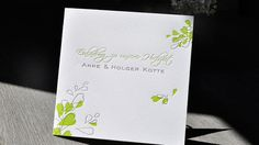 Hochzeitskarten Einladungskarten Lovejoy U2013 Exklusive Letterpresskarten Für  Kenner. Letterpress