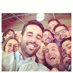#selfie en el Foro institucional de Juventudes.  http://www.josemanuelprieto.es
