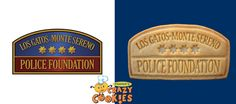 Marketing ideas - fundraising ideas - Police Foundation - dessert -unique favors - party favors