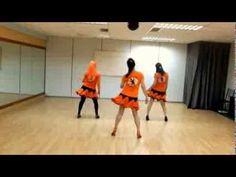 COPACABANA - LINE DANCE