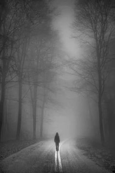 Gabriella's beautiful world: Alone 'The soul that sees beauty may sometimes walk alone.' - Johann Wolfgang von Goethe Photographer: unknown to the author (Pinterest) http://bit.ly/2KEiodR