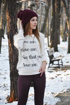 #winter #outfit find more women fashion on misspool.com