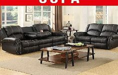 UEnjoy Sofas 3 seater and 2 seater Leather Recliner Sofa Suite Black Gold Thread No description (Barcode EAN = 0740120035413). http://www.comparestoreprices.co.uk/latest1/uenjoy-sofas-3-seater-and-2-seater-leather-recliner-sofa-suite-black-gold-thread.asp