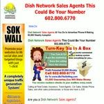 Dish Network Sales Agents This Could Be Your Number 602.800.6770 - IBOtube