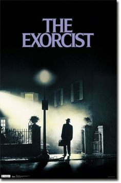 The Exorcist, 1973 Movie Poster