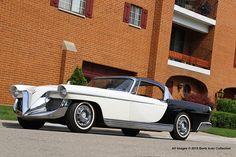 1955 Cadillac die Valkyrie by Brooks Stevens, body by Spohn