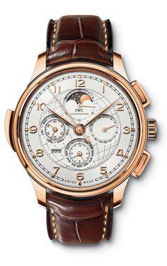 IWC Schaffhausen | Fine Timepieces From Switzerland