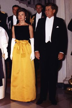 16 Style Lessons to Learn from Jackie Kennedy - Color-Block with Separates from InStyle.com