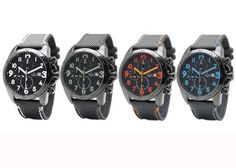 Relojes suizos KRONOS. EXactos, modernos, accesibles. Sólo 189,00€ en www.facebook.com/joyeriabiendicho