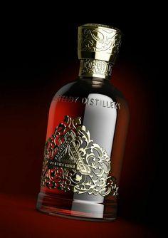 ABERFELDY 'THE GOLD OF PITILIE' 28 Year Old Single Malt Scotch Whisky. @ Drink Works