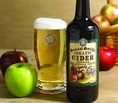 Drier and crisp compared to some American cider I've had. NEW IN BREW: Samuel Smith's Organic Cider in 4-packs