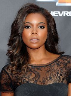 The 34 Most Epic Celebrity Hair Transformations of Gabrielle Union Gabrielle Union Hairstyles, Hair Dos, My Hair, Meagan Good, Natural Hair Styles, Long Hair Styles, Hair Transformation, African Beauty, Celebs