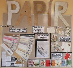 Art Ideas, Paper Board