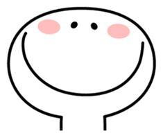 Hi, I'm Smile Person. Cute Cartoon Images, Cute Cartoon Characters, Cartoon Memes, Cute Cartoon Wallpapers, Funny Face Drawings, Cute Drawings, Cute Love Memes, Funny Cute, Memes Lindos