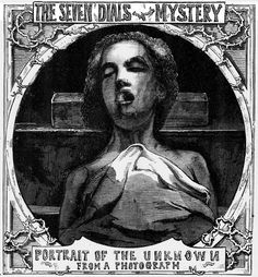 """The Illustrated Police News """"The seven dials mystery"""""""