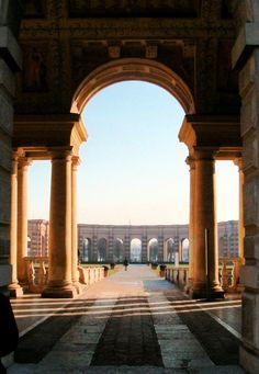 MANTOVA ITALY - Palazzo Te, province of mantova , lombardy