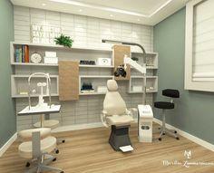 Merveilleux Consultório Oftalmológico By Marília Zimmermann Office Interior Design,  Dental Office Design, Office Designs,