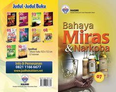 Buku saku bahaya miras dan narkoba