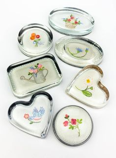 Pretty Paperweights
