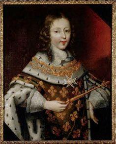 Louis XIV, roi de France, enfant, atelier de Deruet