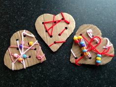 A couple of our Valentine activities from last week :-) We started off making biscuits. Practising our stirring and rolling, a. Valentines Day Activities, Valentines Day Party, Valentines For Kids, Valentine Day Crafts, Valentine Heart, Craft Activities, Valentine's Day Crafts For Kids, Mothers Day Crafts, Diy For Kids