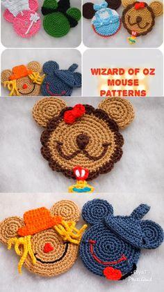 Crochet Pattern Free, Octopus Crochet Pattern, Crochet Toys Patterns, Stuffed Toys Patterns, Knitting Patterns, Free Knitting, Crochet Gifts, Knit Crochet, Mini Amigurumi