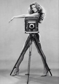 Luz,câmera e ação.