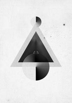 Abel Martinez Foronda, on Creative Journal: a showcase of inspiring design, art, architecture and photography. Geometric Patterns, Geometric Designs, Geometric Art, Web Design, Shape Design, Texture Design, Graphic Design Posters, Graphic Design Typography, Montage Photo