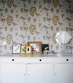 Stunning Finnish home Pattern Art, Color Patterns, Swedish House, Vintage Colors, Own Home, Finland, Shadows, Kids Room, Gallery Wall
