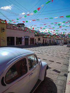 mexico, san cristobal de las casas, vw bug