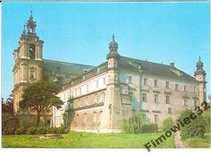 KRAKÓW Barokowy zespół klasztornyna Skałce(rw1977)