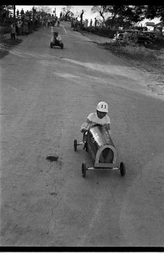 The Jalopy Journal » Blog Archive » Vintage Soap Box Cars