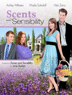 Scents and Sensibility is re-airing this weekend on Lifetime, Sunday afternoon, August 12, 2012, at 12:30 PM. I know some of you missed the last airing due to my e-mail alert going out too late. I apologize for that inconvenience and I hope many of you, who are interested, will be able to catch it this time around. I've included the movie trailer below + you can read my Movie Review, here.
