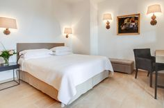 Superior Room @ Les Mouettes | Hotel-Demeure | Ajaccio | Corsica | France