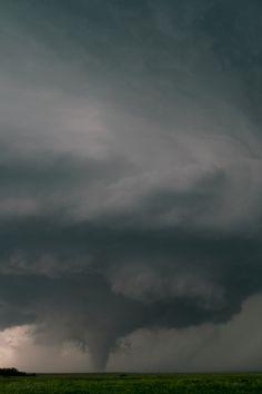 Tornado in Kansas.not always a gift Weather Storm, Weather Cloud, Wild Weather, Tornados, Thunderstorms, Rain Storm, No Rain, Storm Clouds, Natural Man