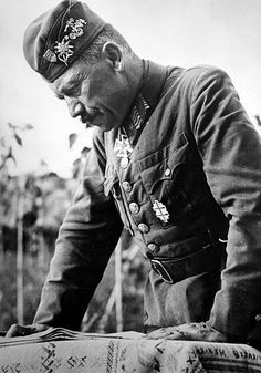 General of the Slovak Army, Jozef Turanec. Pin by Paolo Marzioli Central And Eastern Europe, The Third Reich, European History, Armed Forces, World War Two, Historical Photos, Wwii, Two By Two, Germany