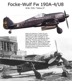 Focke Wulf Fw 190A-4/U8