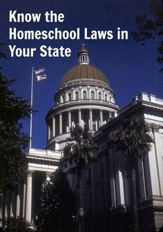 Knowing the Homeschool Laws in Your State | Life as Mom  Homeschooling is legal in all 50 states, but each state has its own homeschool laws. If you're going to teach your children at home, you need to be aware of these homeschool laws.    I am not a lawyer, nor do I play one on TV. Nothing in this post can be construed as formal legal advice. All opinions are my own. ;)