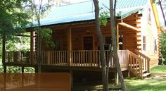HOCKING HILLS - The Cabin at the Preserve - $150 wk/nt $195 wk/end nt + $15 p/person over 2 adults + 6% tax