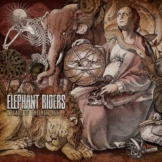 "ELEPHANT RIDERS presenta ""Slave Of The New Age"""