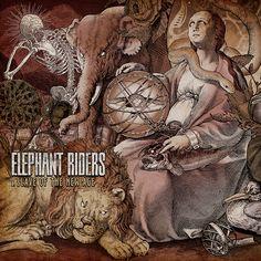 "ELEPHANT RIDERS presenta ""Slave Of The New Age"""