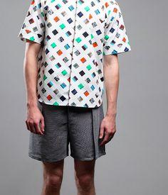 Sandro gaeto shorts